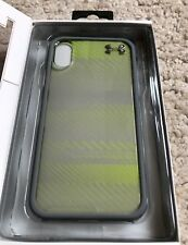 Under Armour UA Protect Verge Translucent Green/clear Case for iPhone X