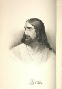 History-of-Christianity-John-S-C-Abbott-Jesus-Catholic-Pagan-Fine-Binding-Rare