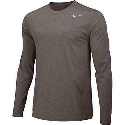 Delicious Brand New Nike Men's Dry Training L/s Top 727980-091 Clothing, Shoes & Accessories Activewear