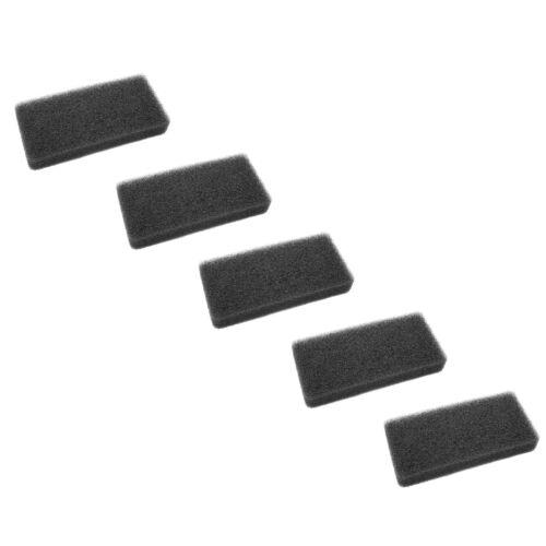 5x Schaumstofffilter für Gorenje SP10//320 D7462J SP10//320 D7464J