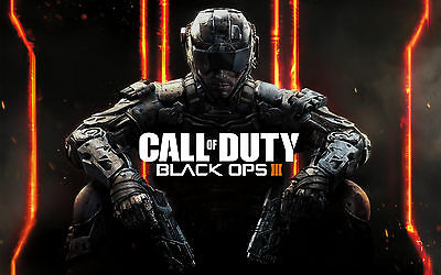 Poster A3 Call Of Duty Modern Warfare 3 Videojuego Videogame Cartel Decor 01