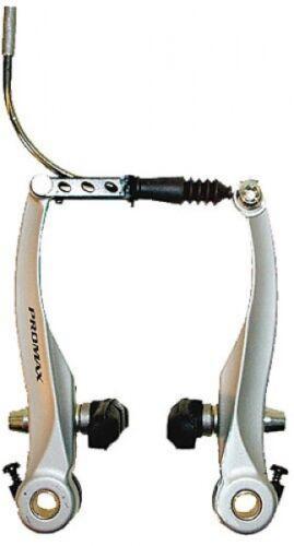 Promax Bremse V-Brake Aluminium Silber Fahrrad Felgenbremsen VR oder HR