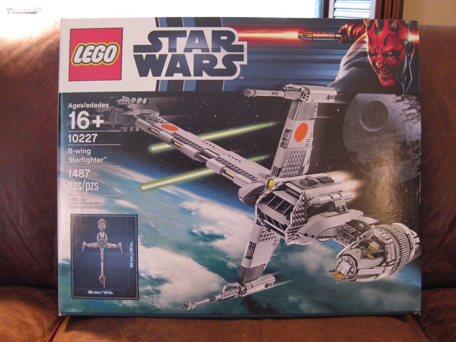 LEGO 10227 10227 10227 - B-Wing Starfighter [Brand New] 2dd750