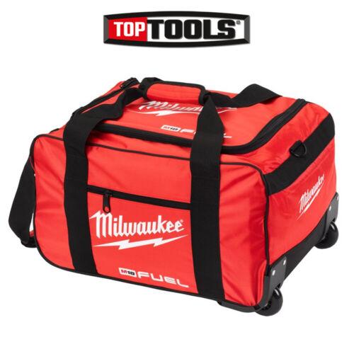 """Milwaukee M18 19/"""" carburant grands Entrepreneurs Heavy Duty Duffel Sac à outils avec roulettes"""