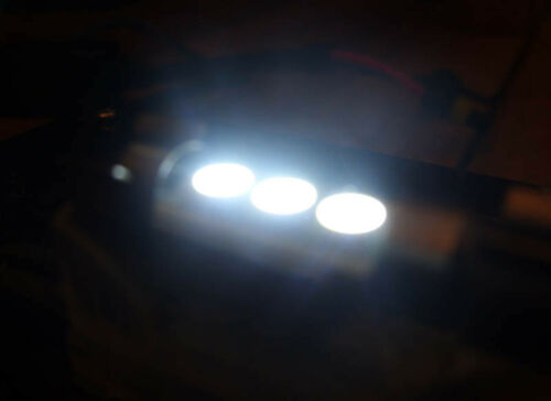 Xénon White Canbus 3 SMD DEL Interior Bulb Spare part for VW Beetle Classic /&