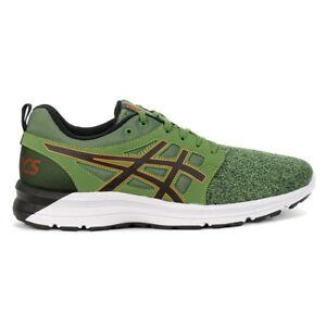 ASICS Men's Torrance Cedar Green/Black Running Shoes 1021A049.300 NEW