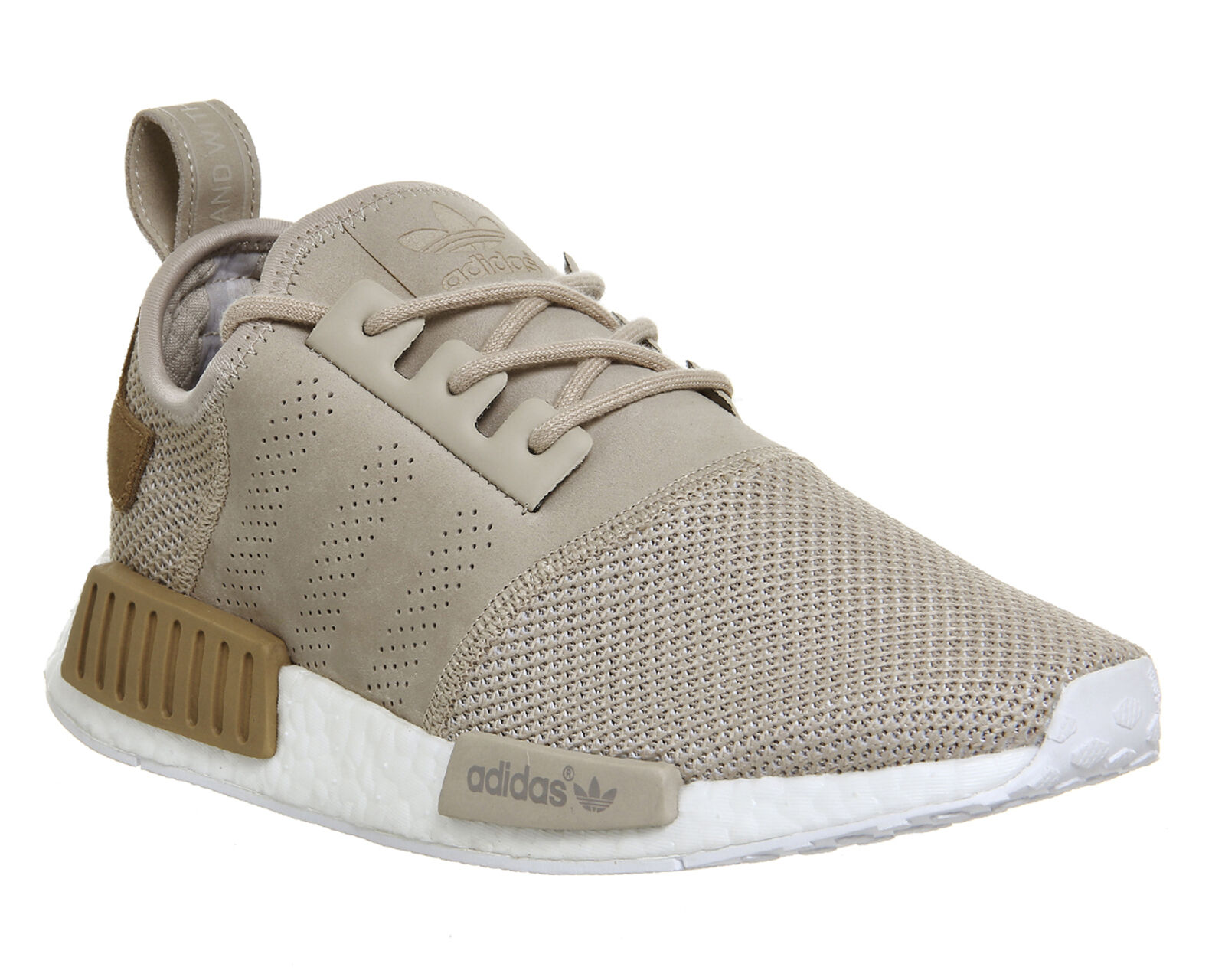 ADIDAS X OFFSPRING NMD R1 DESERT SAND MEN'S WOMEN'S RUNNERS ALL SIZES(BB0736)