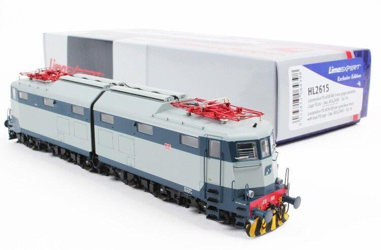 LIMA EXPERT - E636 080 con logo FS Blau - Art.HL2615 Exclusive Edition