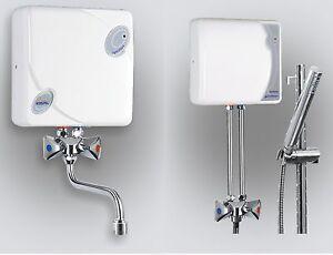 klein durchlauferhitzer dusche waschbecken 3 5 4 4 5 5 kw offen drucklos. Black Bedroom Furniture Sets. Home Design Ideas