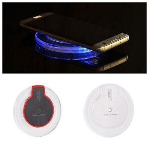 Details zu Induktive Ladestation Qi Wireless Charger T30 T50 Samsung Galaxy S6 Edge Plus