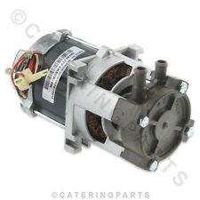 LGB PPL46DX DISHWASHER RINSE WATER BOOSTER PUMP 12mm IN / OUT 230V 50Hz 0.33kW