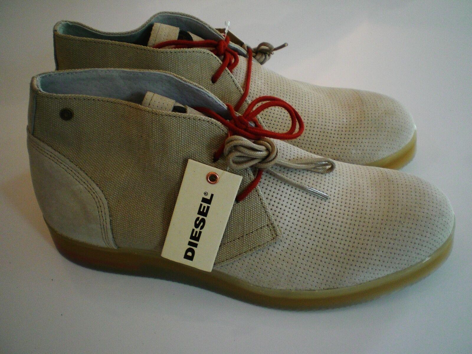 Original DIESEL Boots Schuhe SUSPENDEAD SANDMAN Stiefel Boots DIESEL Herrenschuhe Grösse 43 e4c0f6