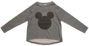 Girls-Disney-Mickey-Minnie-Mouse-Glitter-Sparkle-Sweat-Jumper-Top-11-to-14-Years