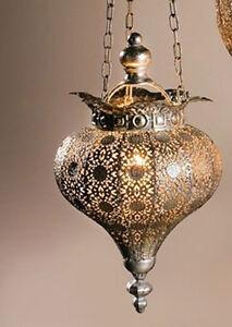 H nge windlicht laterne kerzenhalter orientalisch orient for Orientalische laterne silber
