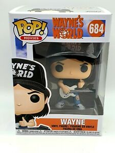 Wayne-Funko-Pop-Vinyl-Wayne-039-s-World-New-Wayne-039-s-World-684-Funko-Pop