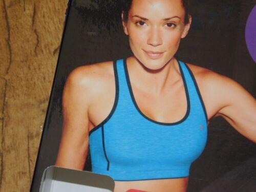 Champion Femmes Yoga Soutien-gorge de Sport Dos Nageur réversible//Respirant Débardeur S.M.