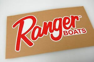 Ranger Boats Bass Boat Carpet Graphic Multiple SizesColors - Ranger bass boat decals