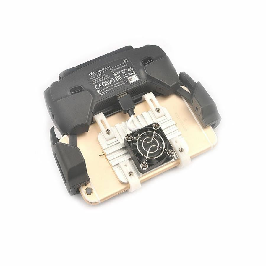 Smartphone Heat Dissipation System System System Heatsink Cooling Fans for MAVIC Pro   SPA a5044b