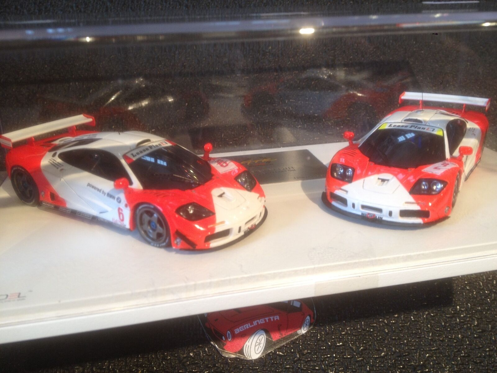 TSMMODEL MCLAREN F1 GTR SET 1996 ZHUHAI 4 HOURS 1 43 LIMITED 120 SETS