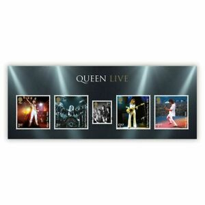Great-Britain-2020-Queen-Music-Giants-Part-IV-Stamp-Mini-Sheet-MUH