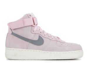 Nike Air Force 1 High 07 Arctic Pink Sail Off White Mens Shoe Sz 7 5