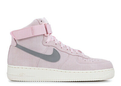 Nike Air Force 1 High 07 Arctic Pink Sail Off White Mens Shoe sz 7 5 | eBay