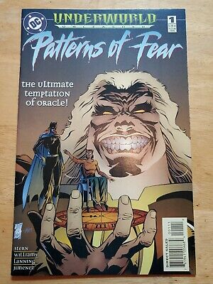 one-shot, 52 pages Underworld Unleashed USA, 1995 Patterns of Fear # 1