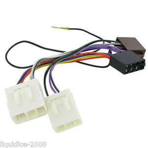 CT20MZ01 MAZDA PROTEGE 1990 to 2000 OEM SPECIFIC CAR ISO HARNESS ADAPTER LEAD