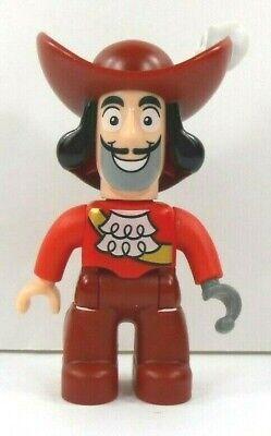Lego Duplo Figure Captain Hook