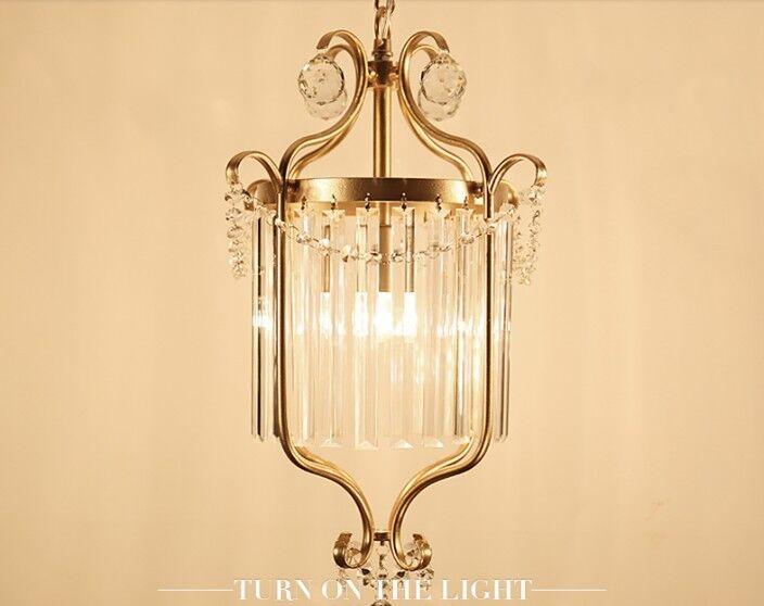 E629 European Diameter 35CM 1 Light Decoration Droplight Chandelier Lamp S