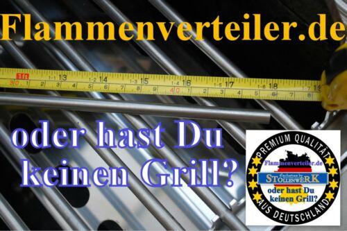 Grillblech Abtropffläche ⭐️⭐️⭐️⭐️⭐ 39,5x15 Edelstahl Brenner Flammenverteiler