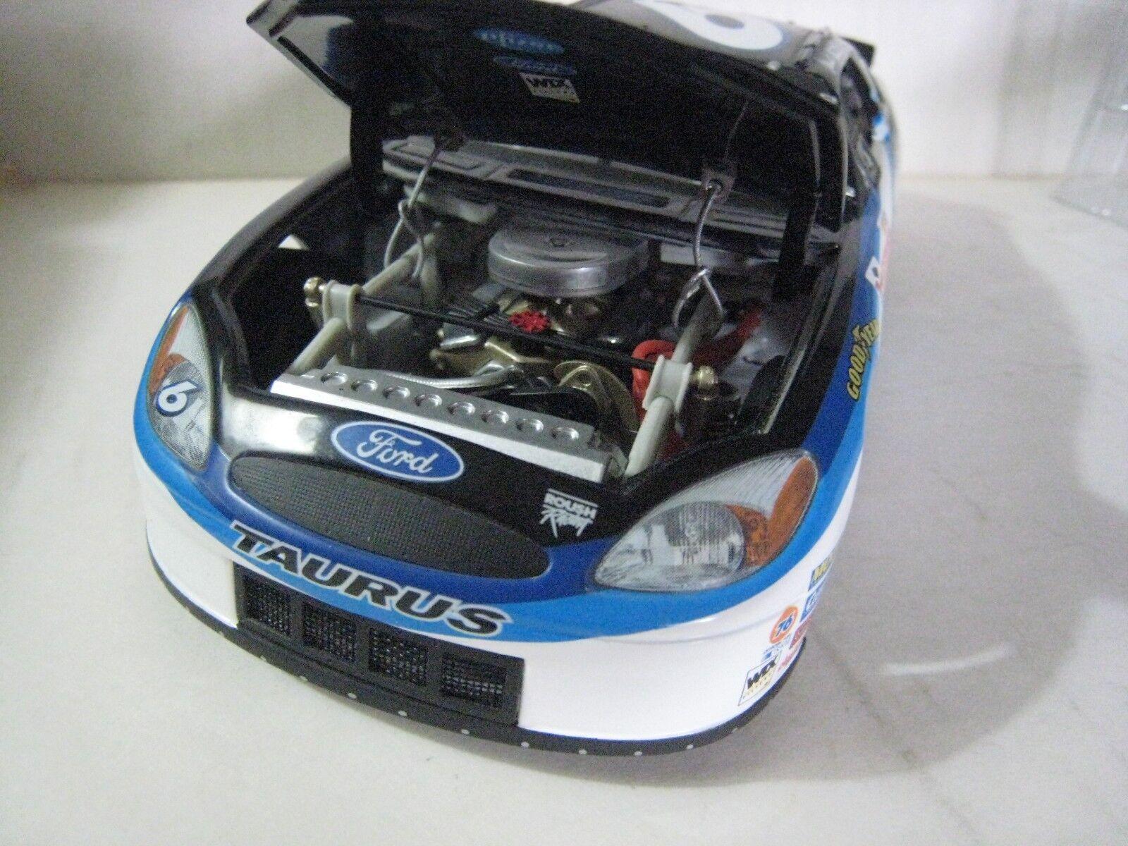 2002 Team Caliber Mark Martin Viagra 1 1 1 24 Car Bank; Owner's Series; Nascar a96456