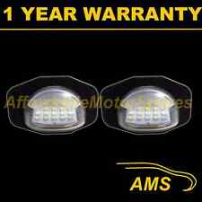 2X FOR TOYOTA SIENNA 2010- 18 WHITE LED COURTESY FOOTWELL SIDE UNDER DOOR LAMPS
