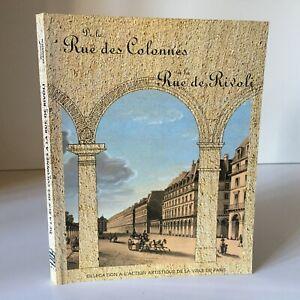 Werner-Szambien-Della-Strada-Colonne-Con-Rivoli-Citta-Di-Parigi-Picard-1992