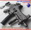UMP9-Model-Gun-Keyring-PUBG-UMP9-Sub-machine-gun-Keychain-Sniper-Rifle-Keyring thumbnail 1