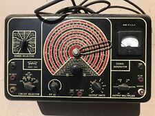 Triplett 1632 Rf Signal Generator Vintage Ham Test Equipment 100 Khz To 120 Mhz
