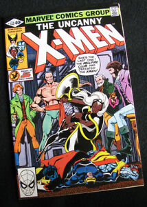 X-MEN 132 (1980) ONE-OWNER BOOK! HELLFIRE CLUB! INTRO THE BLACK QUEEN! NM-