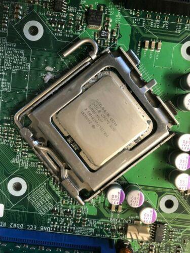 SuperMicro X7SBE Intel core2 Quad Q8300 2.5Ghz 8GB PC2-6400E  Memory W//IO shield
