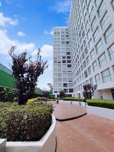 Renta Negociable Departamento de 66 m2 Mas Bodega en Dos Puertas Cuajimalpa
