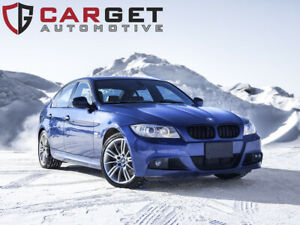 2011 BMW 3 Series 335i xDrive - Msport| Leather| Nav| Sunroof| B/T