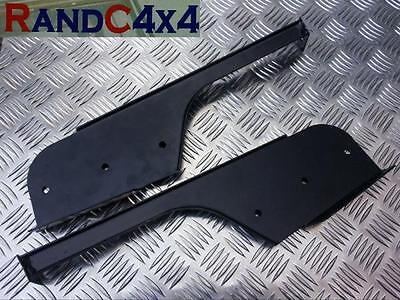 Defender 130 Pair of Rear Mudflaps c//w Brackets MTC8357//58 Defender 110