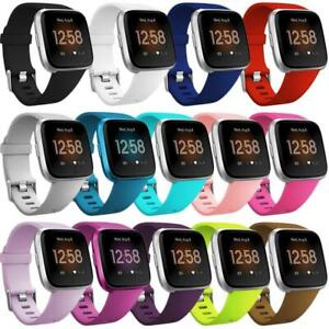 For-Fitbit-Versa-2-Lite-Silicone-Wrist-Strap-Wristband-Replacement-Watch-Band