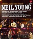 Musiccares Tribute to Neil Young 0826663125788 Blu Ray Region a