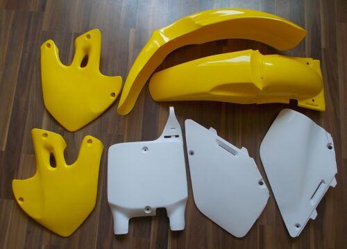RM 250 1999-2000 Plastiksatz für Suzuki RM 125 Bj