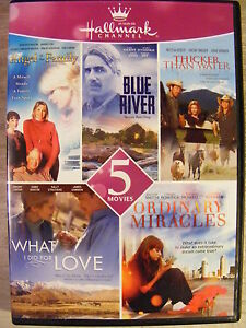 Details about Hallmark Channel Five Movie Pack (DVD, 2015) Angel in the  Family/Blue River +3