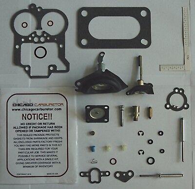 """1963-80 CARB KIT HOLLEY 2 BARREL MODEL 2210 2245 DODGE 360/"""" 383/"""" 400/"""" ENGINES"""