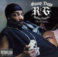 Audio CD R&G (Rhythm & Gangsta): The Masterpiece - Snoop Dogg - Free Shipping