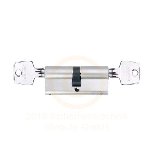ABUS EC550 Schließzylinder Schloss mit Gefahrenfunktion oder Knauf und Codekarte