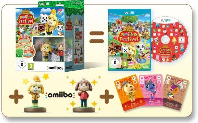 Animal Crossing Amiibo Festival - Édition Limitée Nintendo Wii U