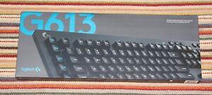 4ec66d790cb Image is loading LOGITECH-G613-WIRELESS-MECHANICAL-LIGHTSPEED-ROMER-G-GAMING -